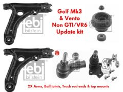 Front Suspension Update Kit Level 2 Non GTI/VR6 Febi